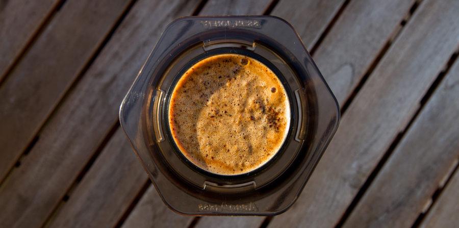 طرز تهیه قهوه با اروپرس