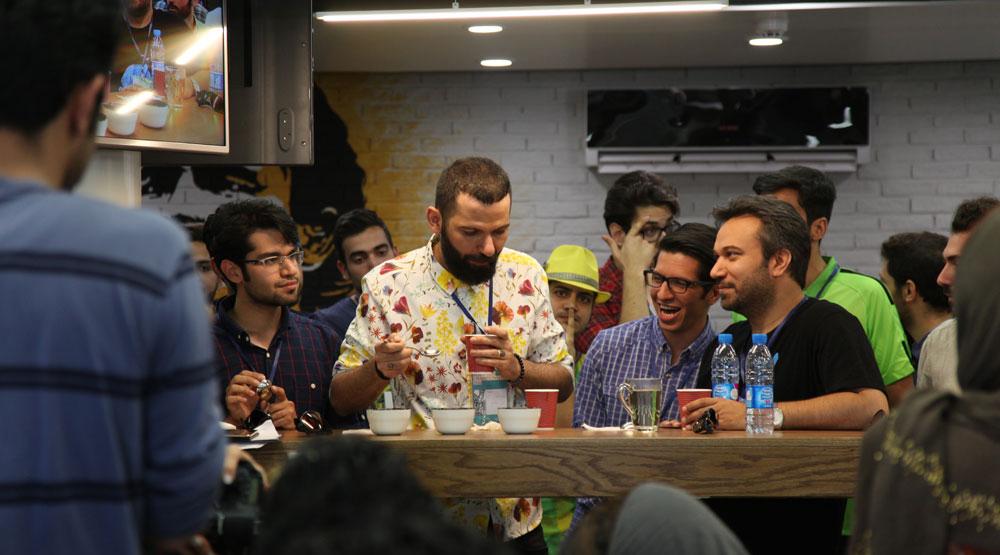 مسابقات قهوه و فرصتی برای قهوهدوستها