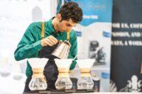 مسابقه قهوه دمآوری آکادمی قهوه