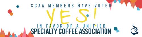 ادغام انجمن قهوه تخصصی اروپا و آمریکا