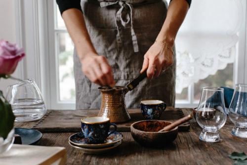 قهوه ترک میراث ناملموس جهانی