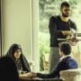 کافه نشینی در تهران