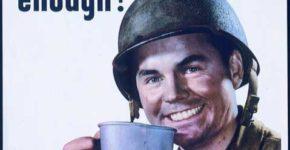 جیرهبندی قهوه در آمریکا جنگ جهانی دوم قهوه ایران