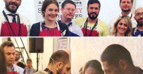 مسابقه قهوه استانبول داوران ایرانی