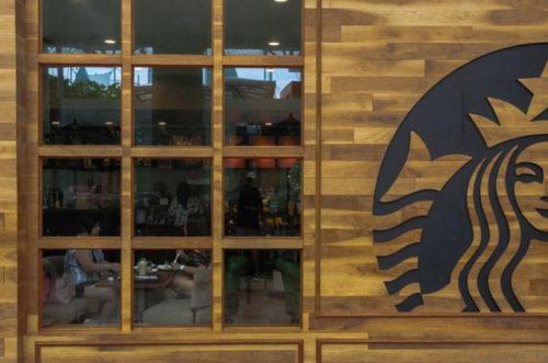 استارباکس ایران قهوه برند آیکافی