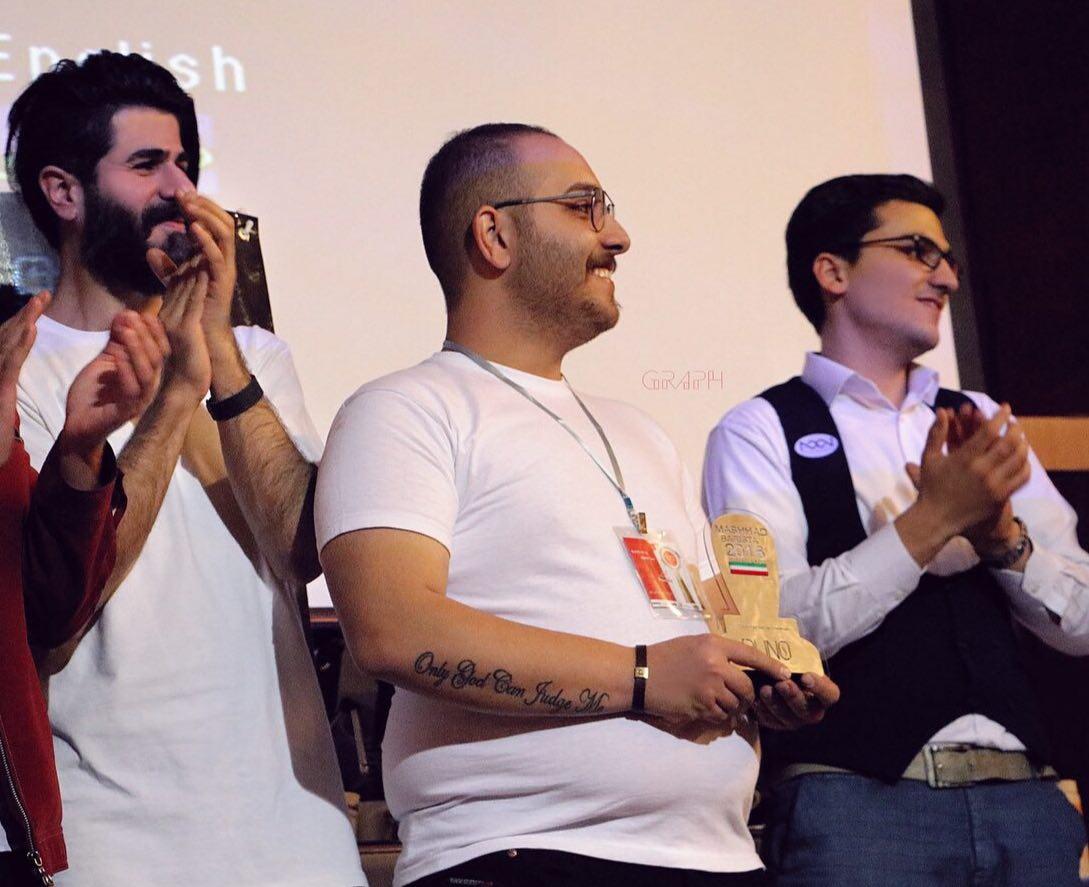 مسابقه قهوه مشهد ایران آیکافی