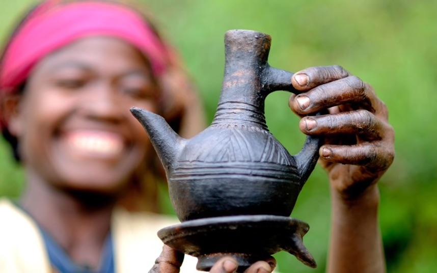 قهوه اتیوپی آیکافی