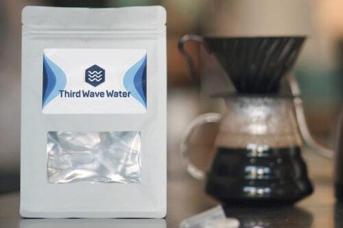 آب موج سوم قهوه ایران آیکافی