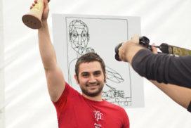 نیسان آیکا قهرمان مسابقات باریستا ترکیه