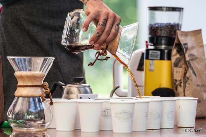 قهوه تخصصی ایران