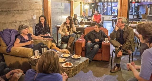 کافه مرگ صحبت درباره مرگ با نوشیدن قهوه