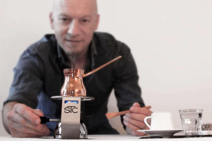 قهرمان مسابقات قهوه ترک دنیا