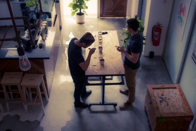 قهوه موج سوم ایران