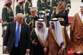 ترامپ و قهوه عربی