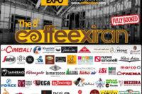 نمایشگاه قهوه کافکس ۲۰۱۷