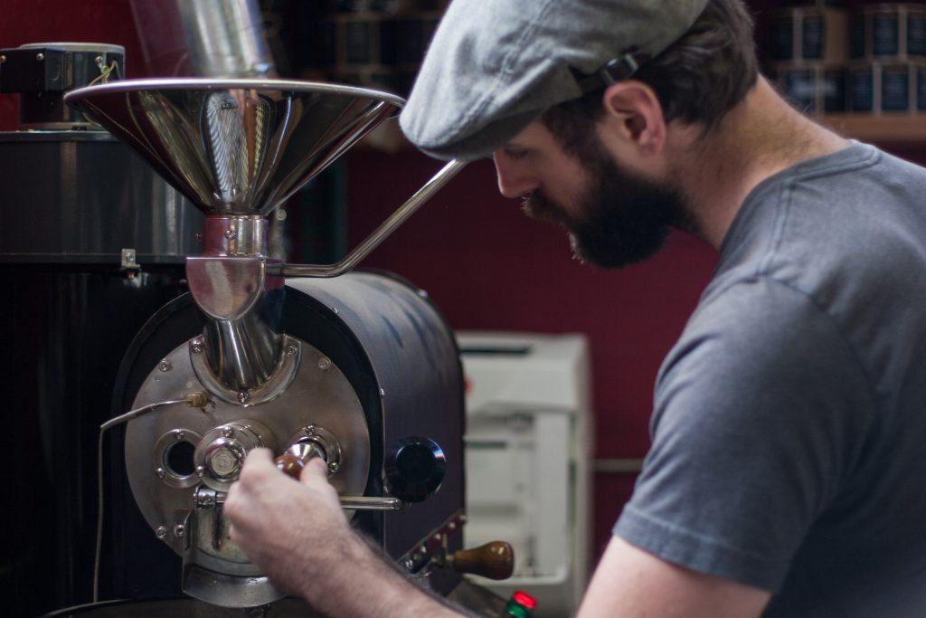 برشته کاری قهوه تخصصی راب هوس