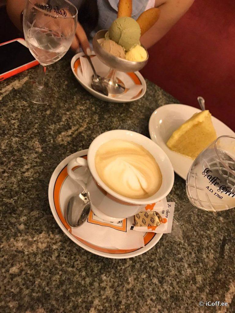 قهوه در ایتالیا