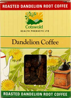 قهوه ریشه قاصدک ناقهوهها