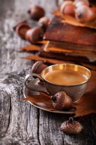 قهوه بلوط ناقهوهها