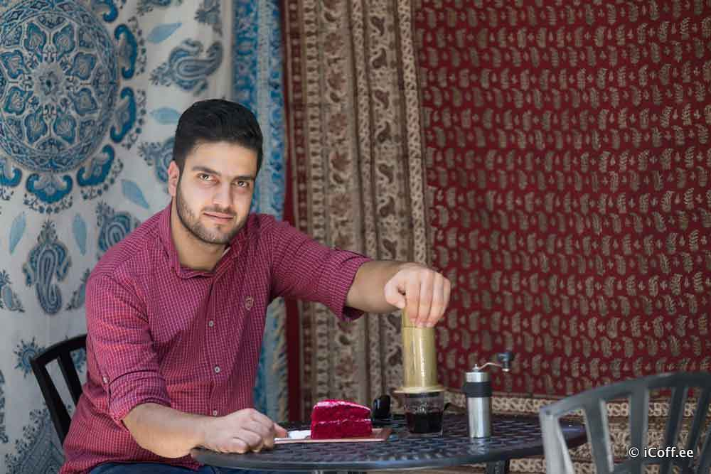 دانا بصیرینژاد قهرمان دومین دوره مسابقات اروپرس ایران