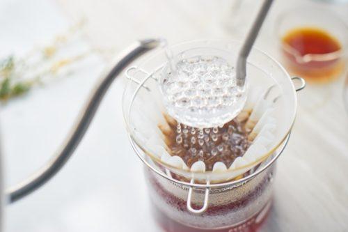 ملودریپ ابزاری برای کنترل تلاطم در دمآوری قهوه