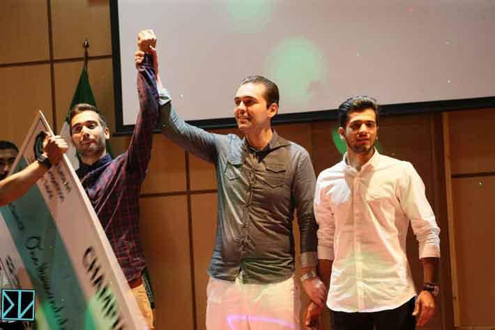 مسابقه آزاد لاته آرت تبریز