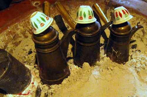 قهوه نوشیدنی عرفای عرب