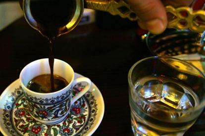 قهوه ترک و دموکراسی