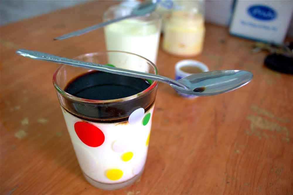 قهوه ویتنام قهوه ماست