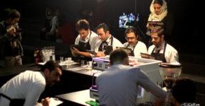 داوری مسابقات قهوه