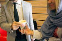 آزمون داوری مسابقات قهوه ایران
