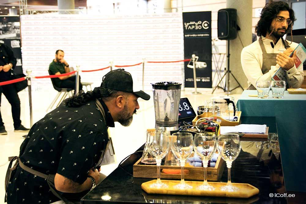 استاوروس نمایشگاه و جشنواره قهوه ایران