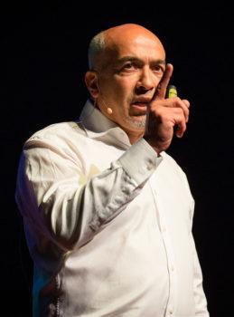علی قمبری ایران قهوه باریستا