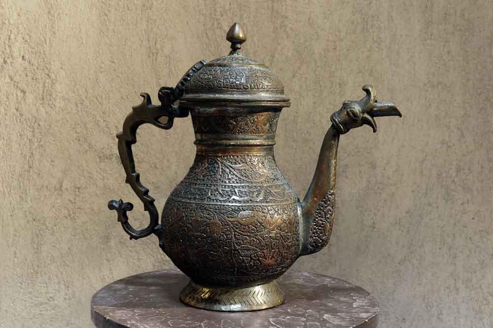 موزه قهوه دوبی امارات