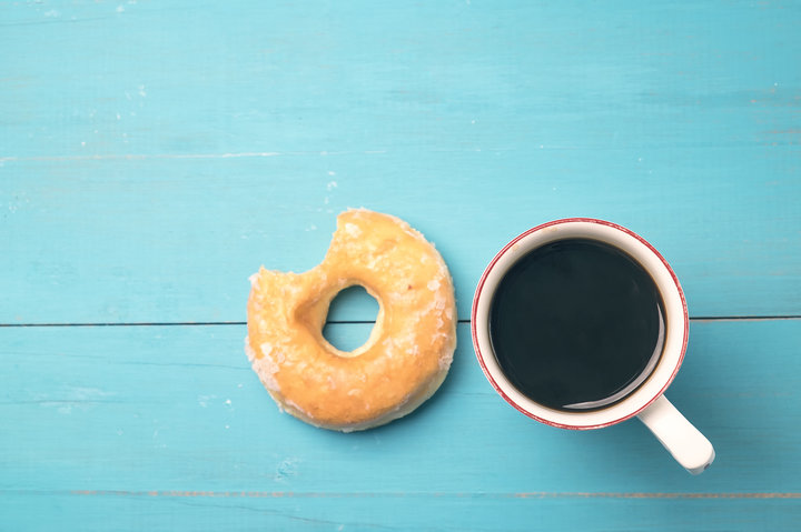 تاثیر قهوه بر دریافت مزه شیرینی