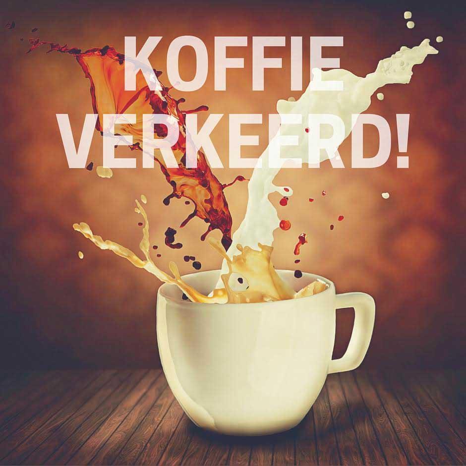 قهوه اشتباهی هلند