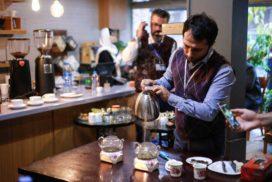 مسابقه چای کافه رایا