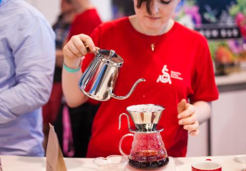 عصارهگیری قهوه انجمن قهوه تخصصی