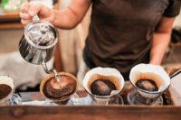 سختی آب و قهوه
