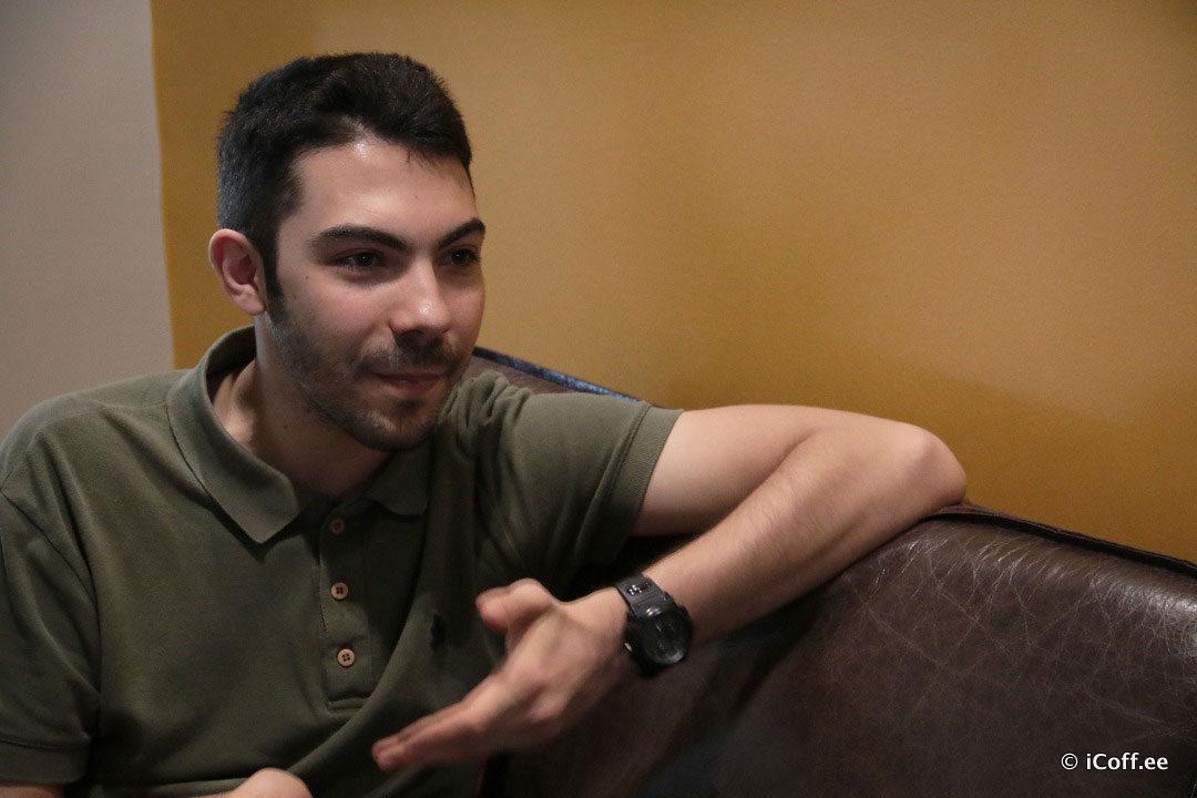 پارسا عابدینی قهرمان مسابقات ملی اروپرس ایران