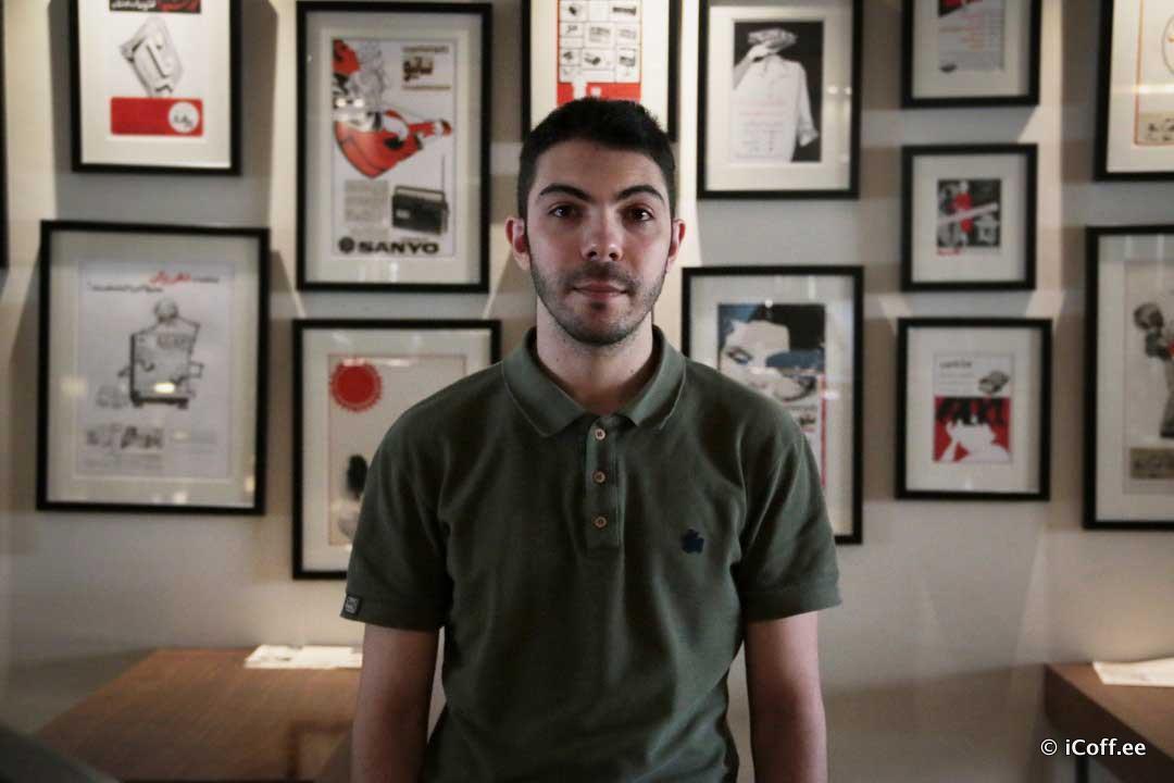 پارسا عابدینی قهرمان مسابقات اروپرس ایران