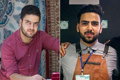 قهرمانان مسابقات اروپرس ایران