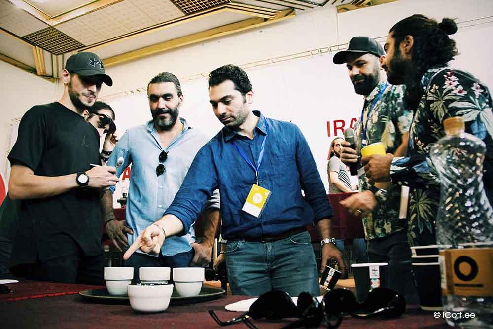 مسابقات اروپرس ایران