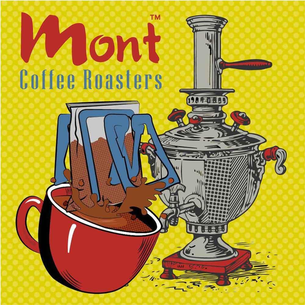 قهوه مونت کافی