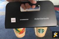 اوبر و استارباکس: تحویل فوری قهوه