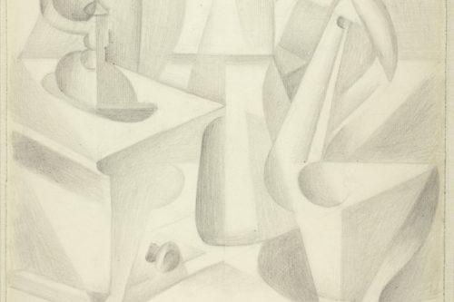 زندگی روزمره با آسیاب قهوه اثر خوان گریس (1916)
