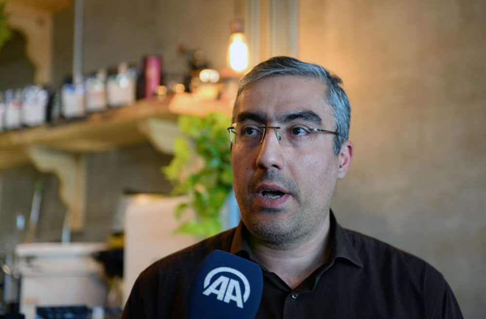 بهادر امینی محقق خوراک