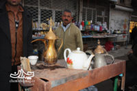 قهوه عربی دله اهواز خوزستان