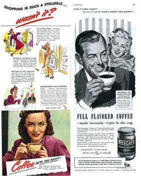 قهوه و رابطهها