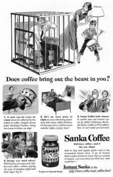 قهوههای بدون کافئین